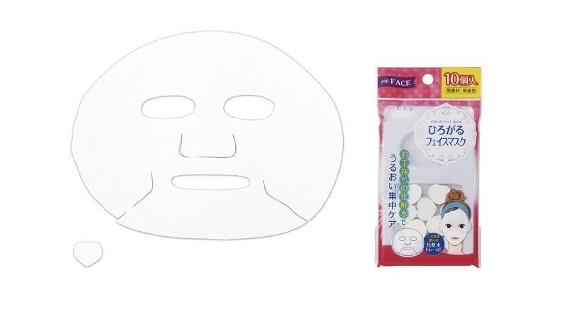 ひろがるフェイスマスク/10P