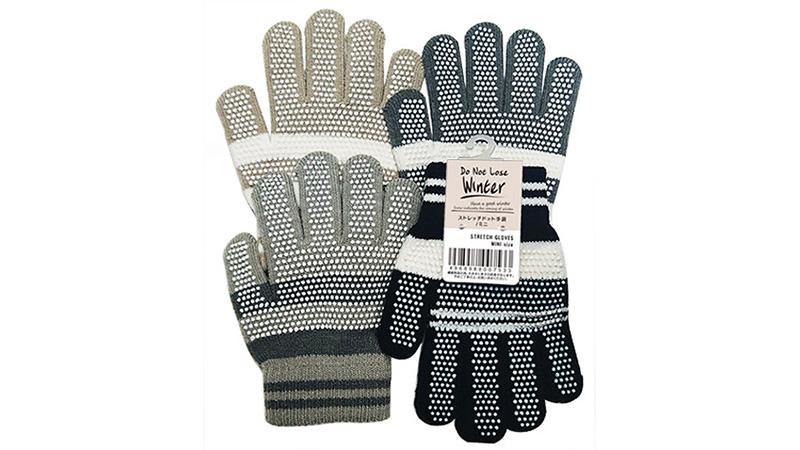 ストレッチドット手袋/mini